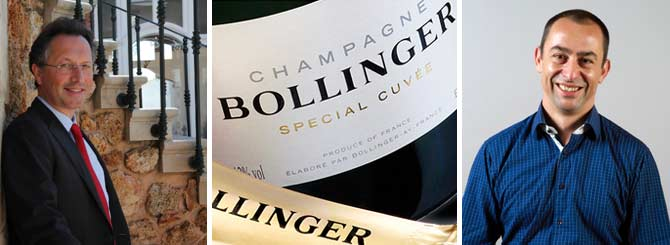 20 Questions With Bollinger's Top Dogs   Wine-Searcher News & Features