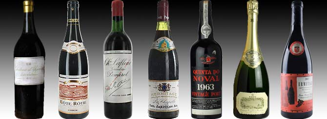 Top 7 wines of all time...
