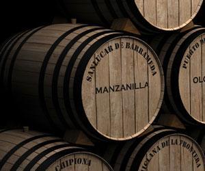 Manzanilla Sanlucar de Barrameda